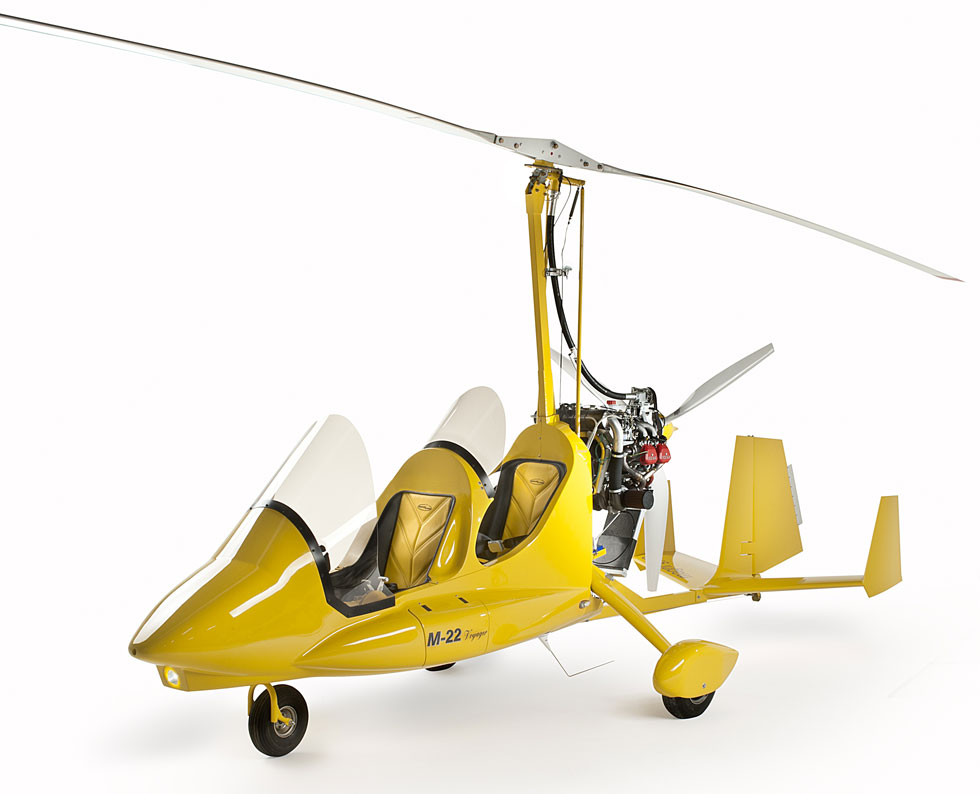 Trendak Dta J Ro And Magni Gyro Autogires Gyrocopter For